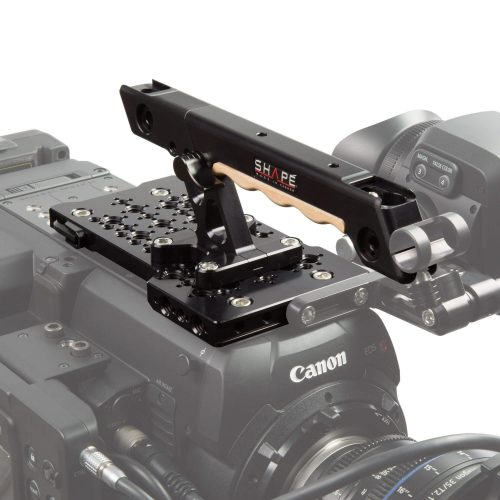 Canon C700 top plate extendable handle