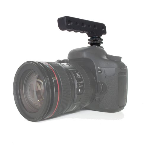 DSLR handle black licorice