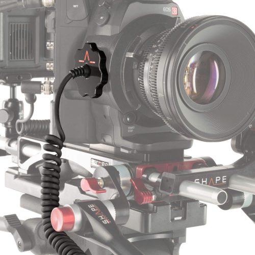 Canon C300 relocator cable protective cap