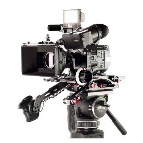 Sony FS7 & Sony PXW-FS7 mark ii bundle rig follow focus pro