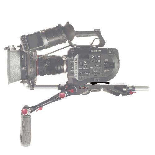 Plaque arrière pour Sony FS7 et FS7M2