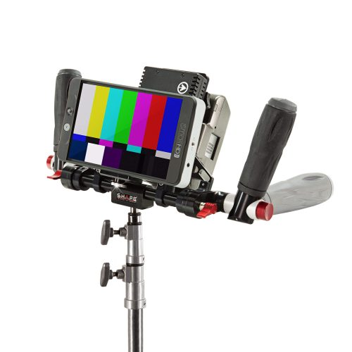 Wireless director's kit with handles V-mount plate