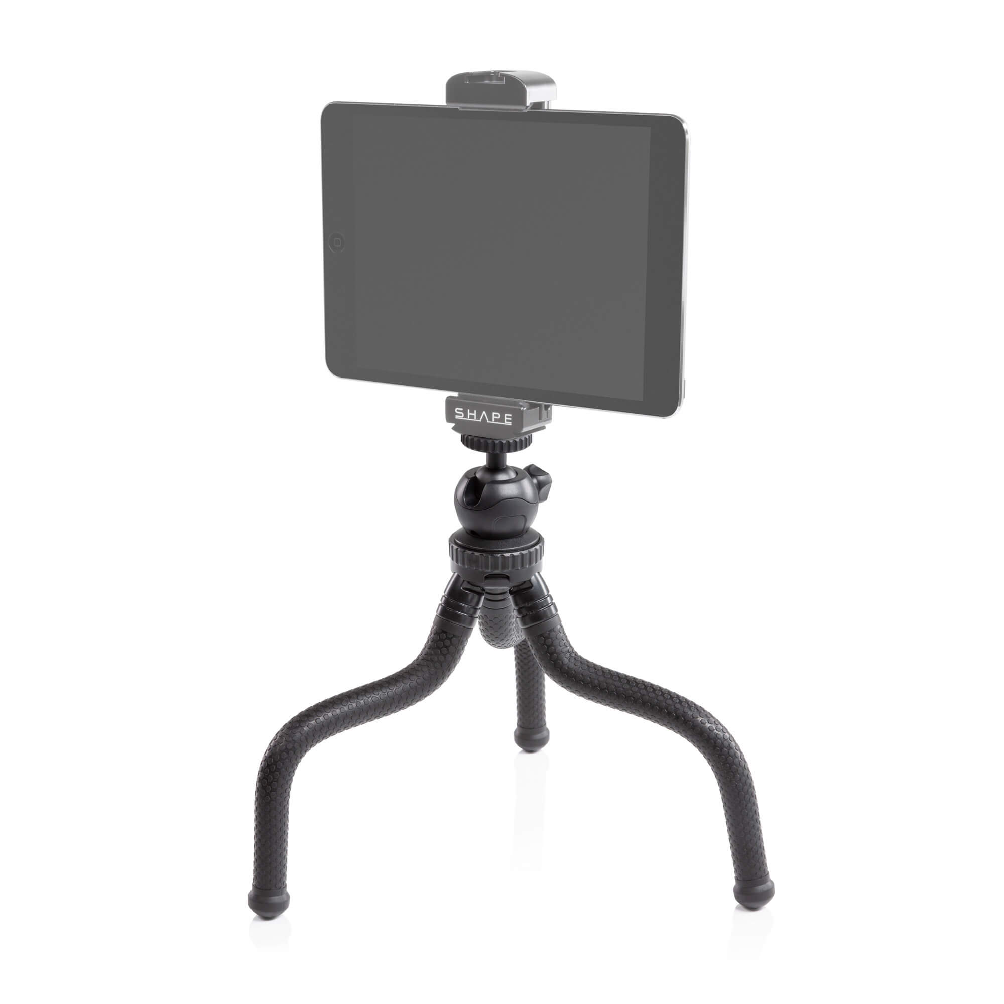 Trípode giratorio cabeza esférica DSLR Soporte de cabeza esférica para cámara