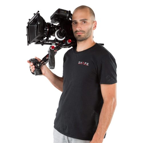 Poignée d'extension à distance pour Blackmagic Ursa Mini