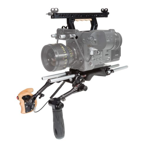 Shoulder baseplate, top handgrip, top plate, remote trigger handle for Sony Venice