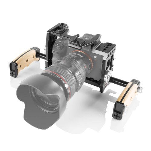 Sony A7R3 handheld cage