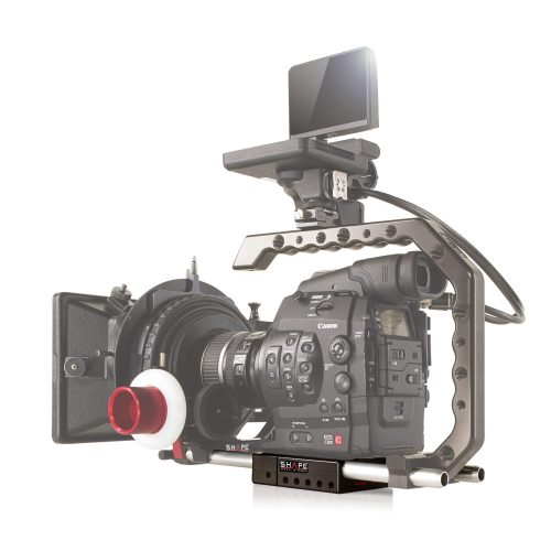 Canon C100 C300 C500 15 mm base