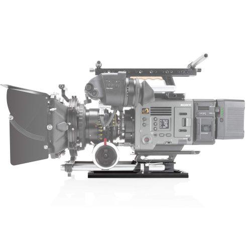SHAPE Bridge plate 19mm studio Arri standard and 12″ dovetail plate