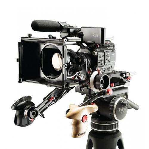 Sony FS5, FS5M2 bundle rig
