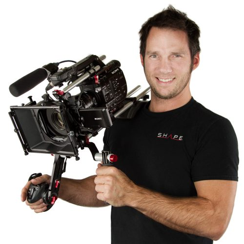 Sony FS5, FS5M2 shoulder mount