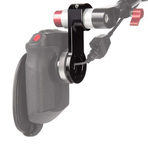 Braquette de fixation de poignée pour Canon C100, C300 & C500