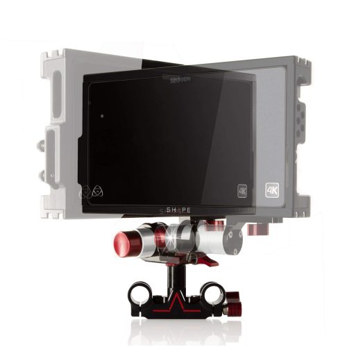 Cage avec support de moniteur ajustable 15 mm Atomos Shogun