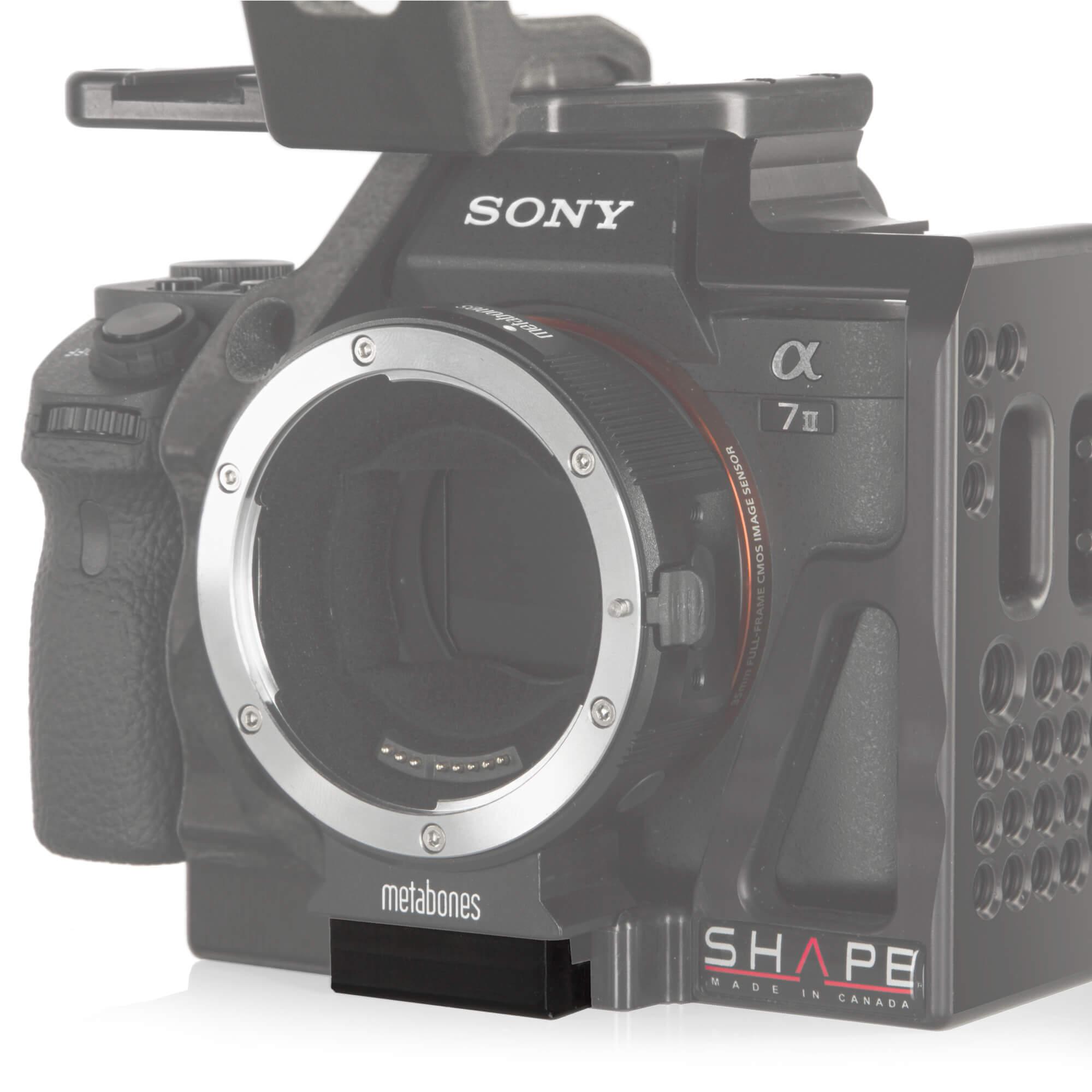 Sony A7S II - A7R II - A7 II cage - SHAPE