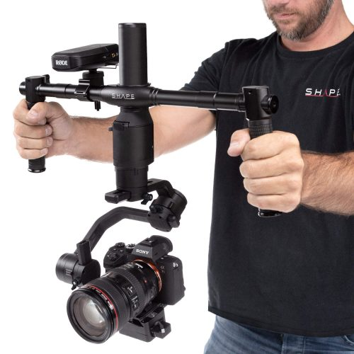 SHAPE dual grip handlebar for Zhiyun crane 2