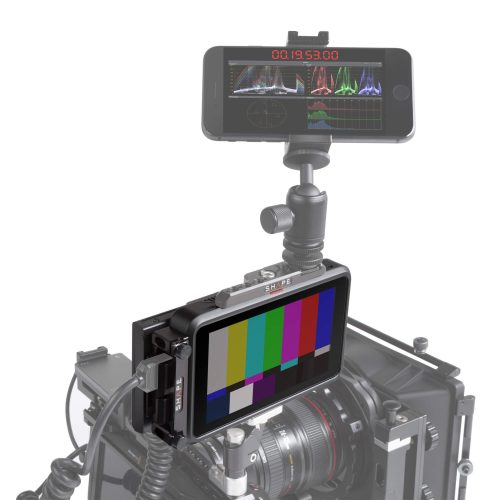 "SHAPE HDMI lock system for Atomos ninja v 5"" monitor recorder"