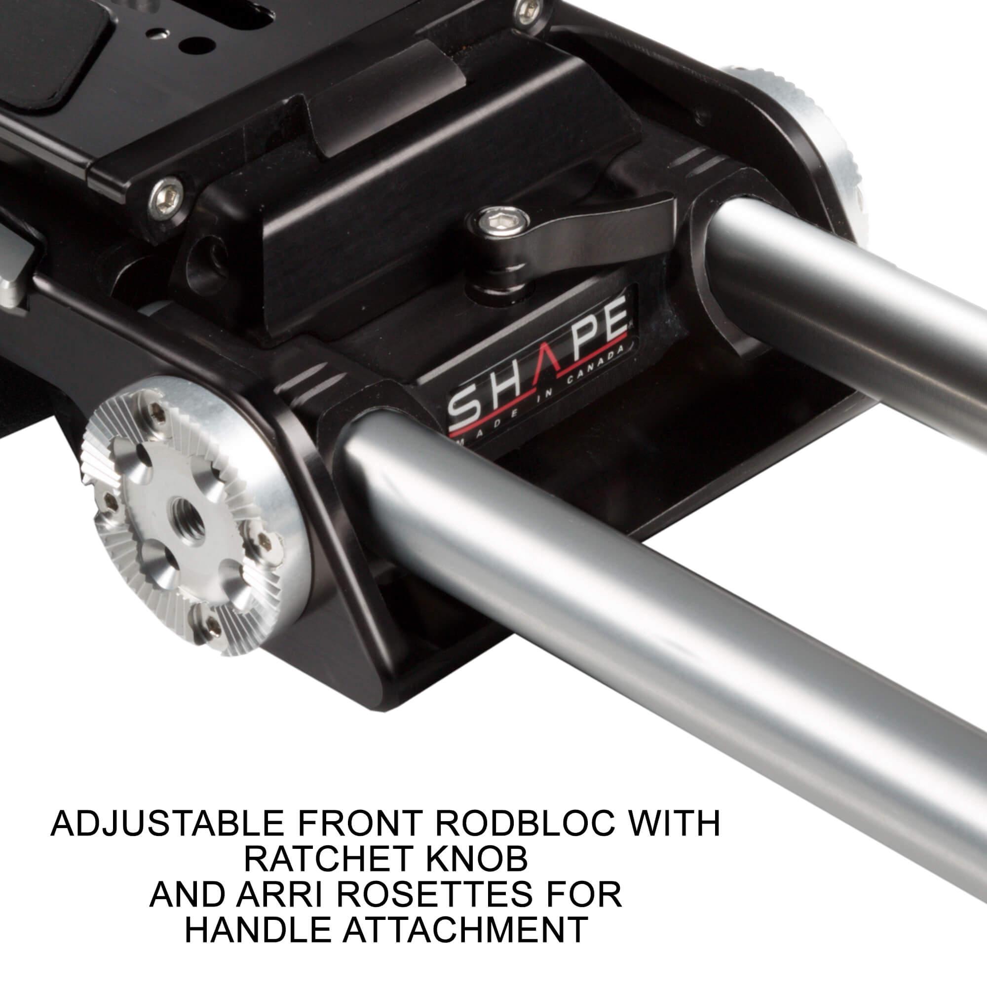 Shoulder Baseplate Top Handle Top Plate Remote Trigger