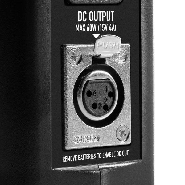 06 2g98pw Shape 10 Insert 4 Pin Xlr Output