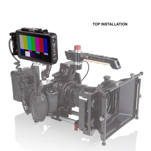 "SHAPE HDMI lock system and top plate kit for Atomos ninja v 5"" monitor recorder"