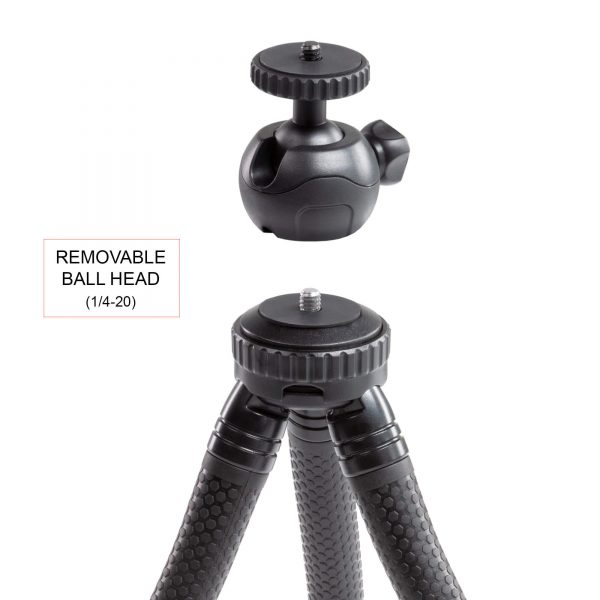 07 Shape Ufotb Insert Removable Ball Head