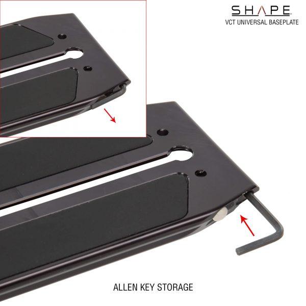 08a Bp10 Shape Allen Key Storage