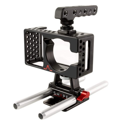 Blackmagic Pocket cage rod bloc 15 mm LW