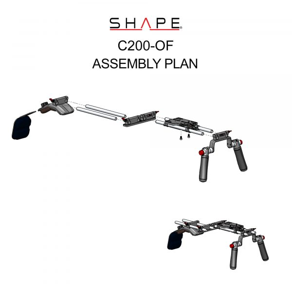 C200 Of Assembly Plan