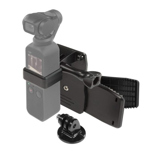 360 degrees backpack clip for osmo pocket