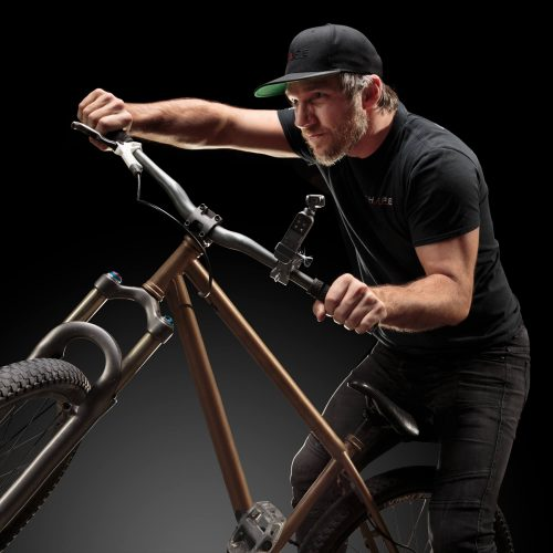 Montura abrazadera de bicicleta para Osmo Pocket
