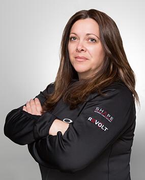Shape Team Martine Dupuis