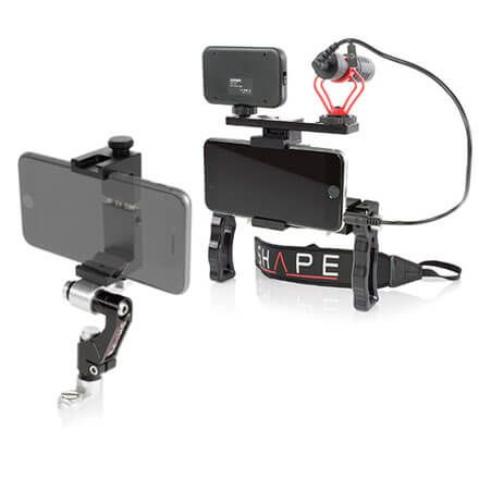 Smartphone & Action Camera Rigs