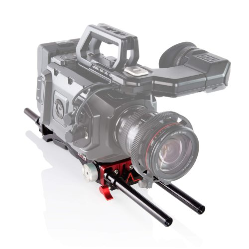 Blackmagic Ursa Mini v-lock quick release baseplate