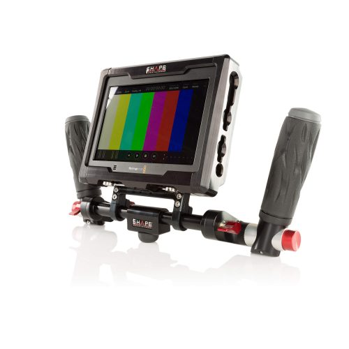 Kit de director con mangos BMD video assist 4k