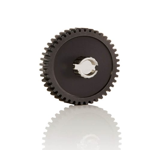 0.8 mm pitch 43 teeth aluminum gear for FFPRO
