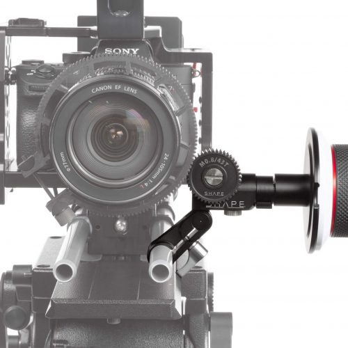 SHAPE kit focus single rod follow focus 15 mm LWs
