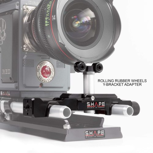 SHAPE lens support for 15 mm studio bridge plate