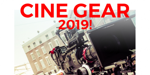 SHAPE Cine Gear Expo 2019