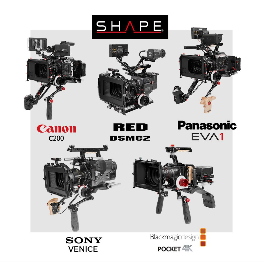 Shape Cine Gear 2019 Setupsolutions 1