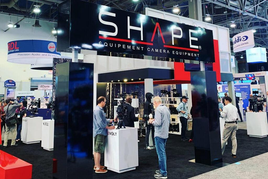 SHAPE NAB Show 2019