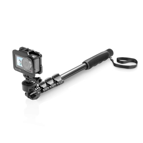 SHAPE cage for DJI Osmo action camera with expandable monopod