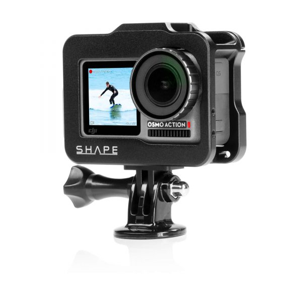 07 Shape Daccage Gopro Mount Setup Solution