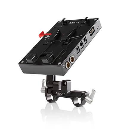 D-Box alimentation de caméra & chargeurs