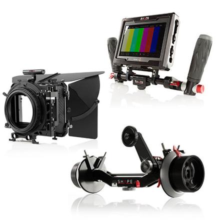 Accessoires de caméra
