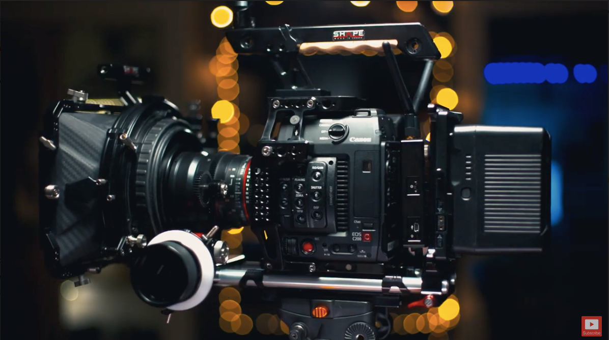 C200 SHAPE RIG REVIEW – Rubidium