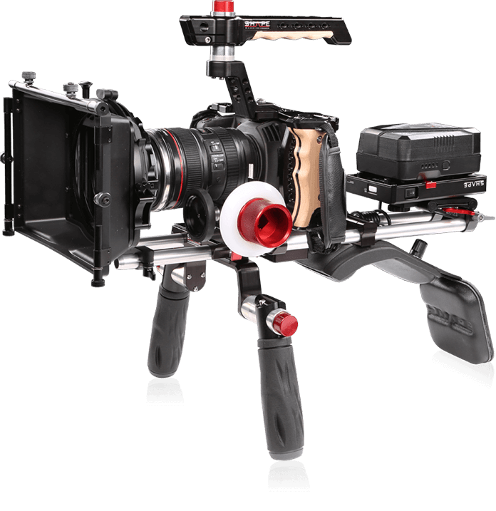Bmpcc 4k 6k Camera Rig