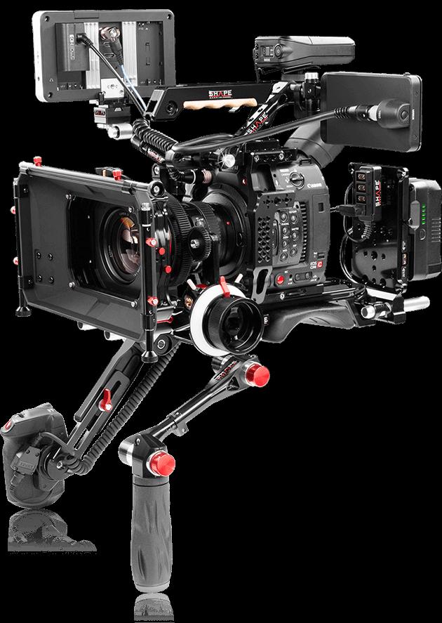 Canon C200 Camera Rig