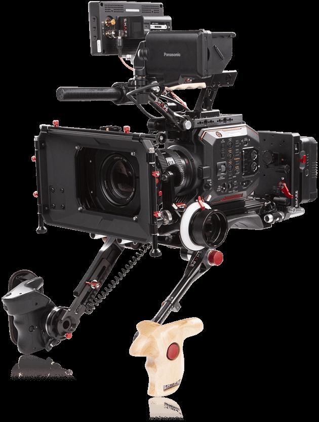 Panasonic Eva1 Camera Rig