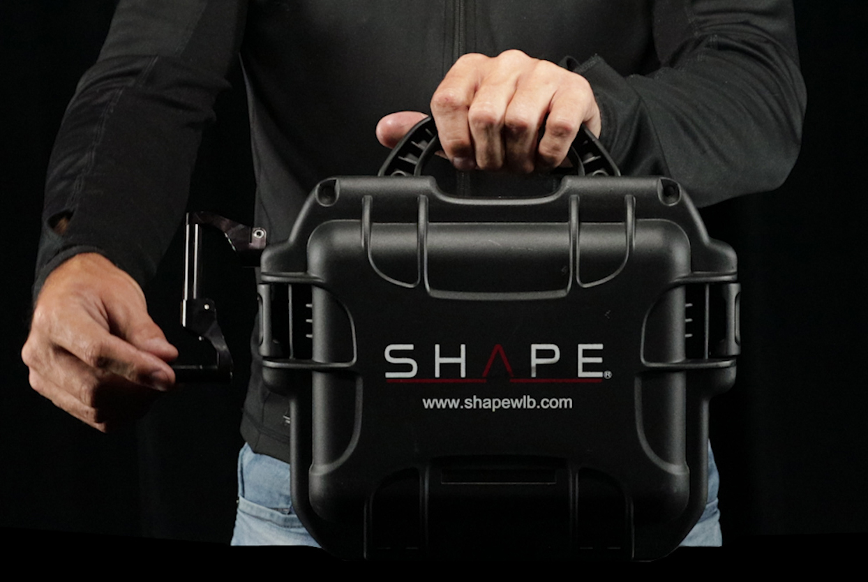 Shape Secret Box Image