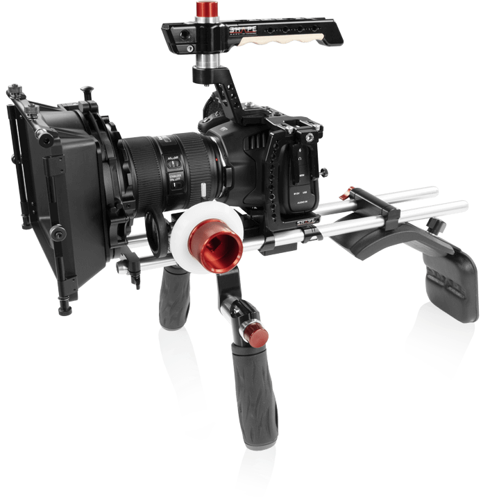 Blackmagic Pocket Cinema Camera 4k 6k Rig