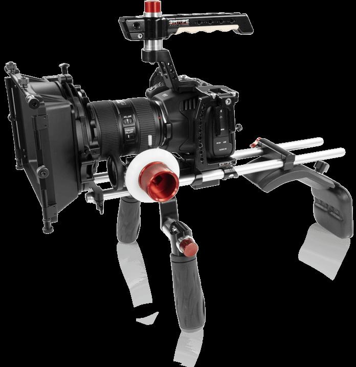 Bmpcc 6k Camera Rig