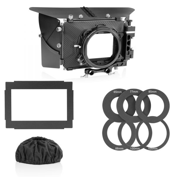 01 Shape 4x4 Mattebox Product Picture 2